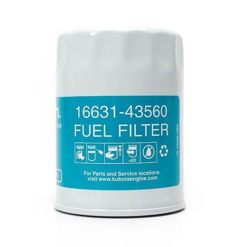 Filtro Combustible Diesel Kubota 16631-43560 Motorman