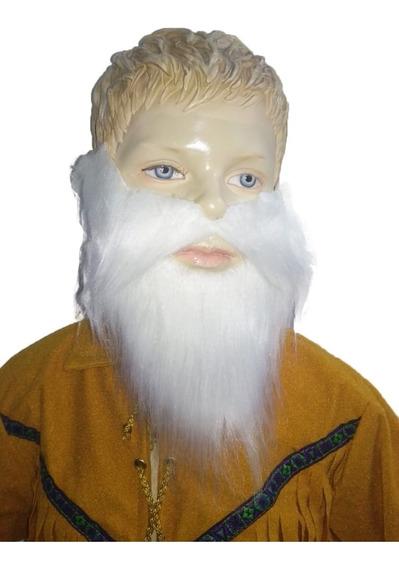 Lentes De Santa Claus + 2 Barbas Navidad Envío Gratis