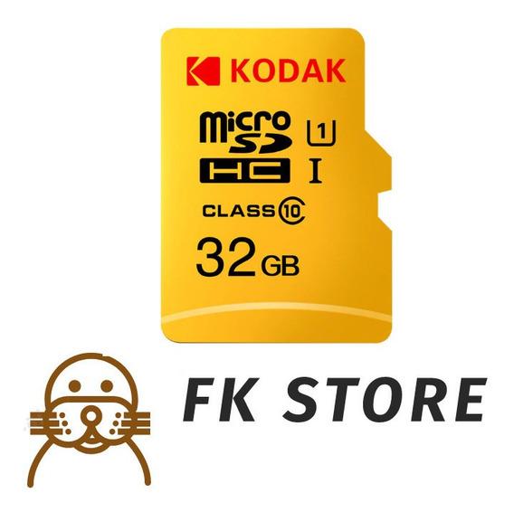 Cartão De Memória Kodak 32gb, Hc 1, Class 10 - Micro Sd