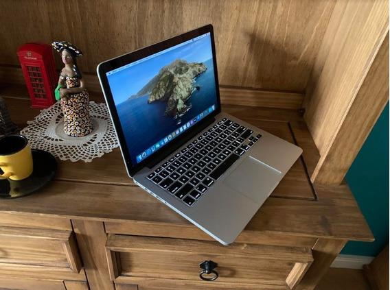 Macbook Pro Retina 13 I5 8gb 128 Ssd Ano 2014 Lindo