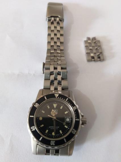 Relógio Tag Heuer Wd1410-g-20 Feminino Original