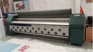 Impresora Solvente Challenger Fy-3208g Para Reparacion