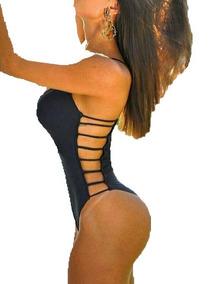 Body Maio Suplex Tiras Laterais Com Bojo Liquidação