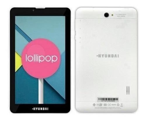 Tablet Hyundai Hdt-7433l Wi Fi 8gb Tela De 7.0 Novo Nfe