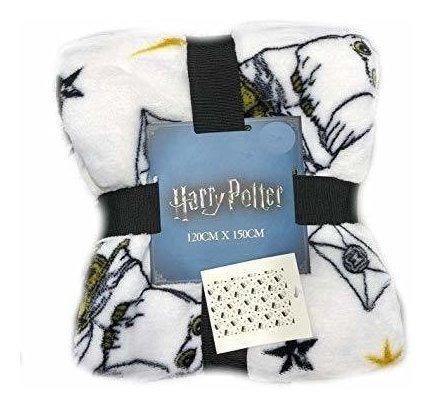 Cobertor Coruja Edwiges - Harry Potter