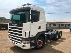 Scania 114 380 6x2 Conservado