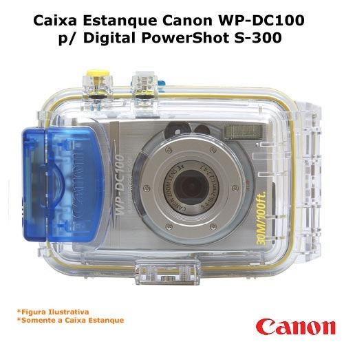 Caixa Estanque Canon Wp-dc100 P/ Digital Powershot S-300