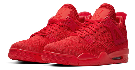 air jordan 4 retro rojas
