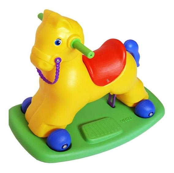 Mecedor + Andador Pata Pata Elefante Vegui 2 En 1 Babymovil