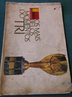 Álbum Revista Mundial De Fútbol 1970 México