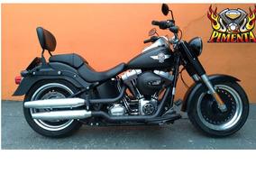 Harley-davidson Softail Fat Boy Special Preta
