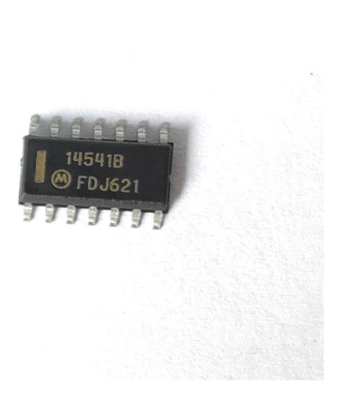 Componente Eletrônico Mc14541b Smd / Cd4541 Kit Com 10pçs