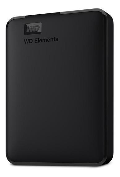 Disco Externo Portátil Western Digital Elements 2tb Martinez