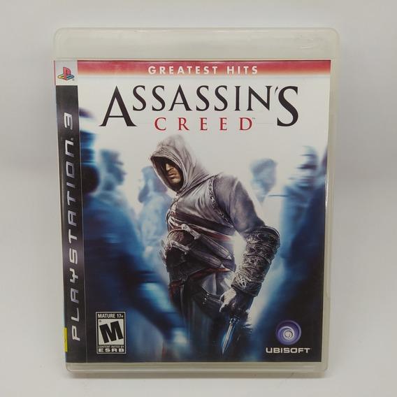 Assassins Creed Ps3 Mídia Física Usado Original Físico Play3