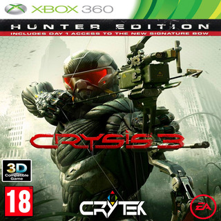 Oni Games - Crysis 3 Hunter Edition X-box 360