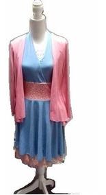 Vestido Talla Grande Elasticados Desde Talla Xl Hasta 3xl