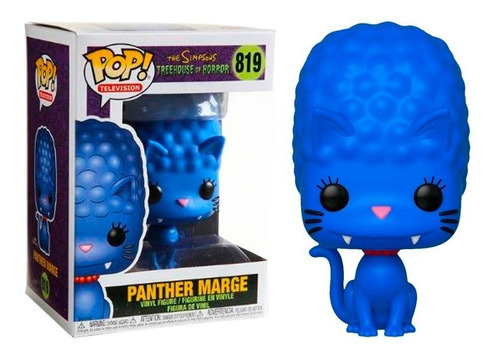 Muñeco Funko Pop 819 Simpsons Phanther Marge 39718 (5542)