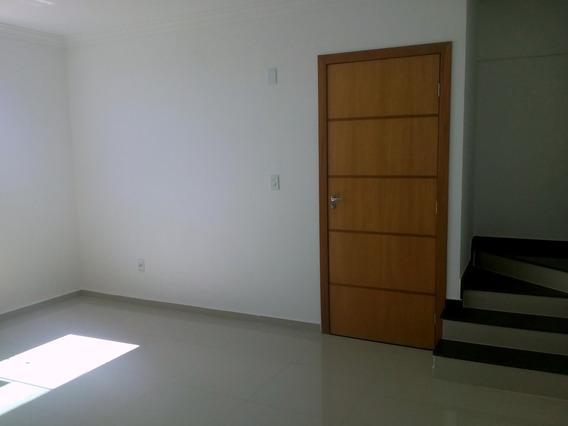 Cobertura Com 2 Quartos Para Comprar No Santa Mônica Em Belo Horizonte/mg - 44064