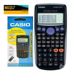 Calculadora Fx95es Casio