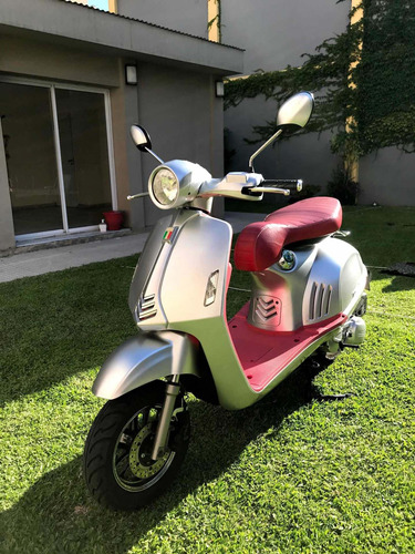 Zanell Exclusive Prima 150 Cc Scooter