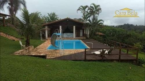 Chácara Com 4 Dormitórios À Venda, 3000 M² Por R$ 1.500.000,00 - Parque Niágara - Campo Limpo Paulista/sp - Ch0052