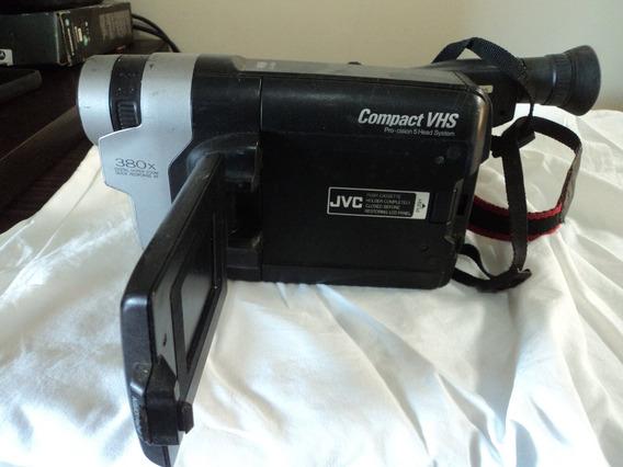 Filmadora Jvc Com Tela Lateral 380x Mod. Gr-axm-317-um