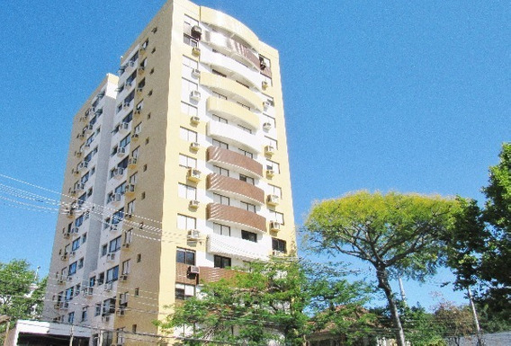 Apartamento Em Praia De Belas Com 3 Dormitórios - Nk16253