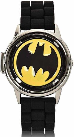 Reloj Batman Spinner Nuevo Original Oferta Navideña
