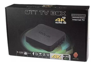 Tv Box Android Convertidor Smart Tv 2 Ram 16gb 4k