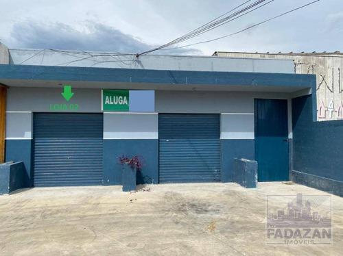 Loja Para Alugar, 48 M² Por R$ 1.700/mês - Jardim Atuba I - Pinhais/pr - Loja 02 - Lo0058