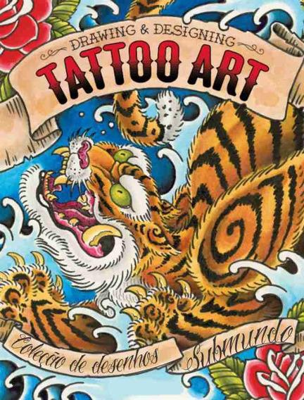 Dvd Desenhos Coleção Tatuagem Tattoo Com Videos Aula