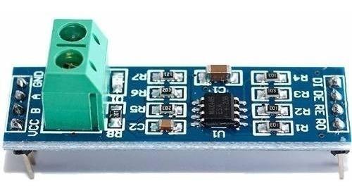 Modulo Rs485 Arduino Ttl Comunicacion Largas Distancias