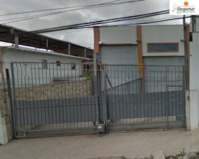 04516 - Galpao, Vila Dos Remédios - São Paulo/sp - 4516
