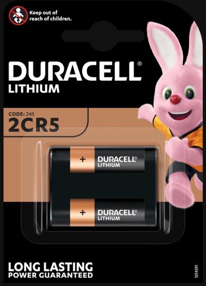 Bateria Duracell 245 6v (dl245 2cr5) Importada Dos Eua