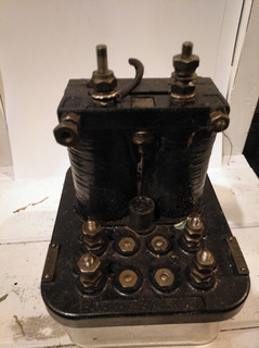 The British Railway Signal Co. Westminster. D.c.relay 100 W