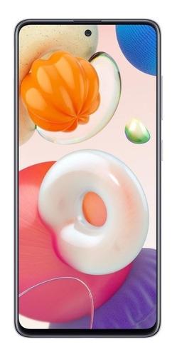 Samsung Galaxy A51 Dual SIM 128 GB haze crush silver 6 GB RAM