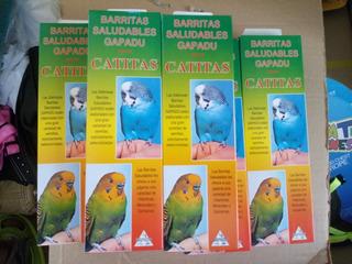 Pack De 4 Cajas De Barritas Para Catas