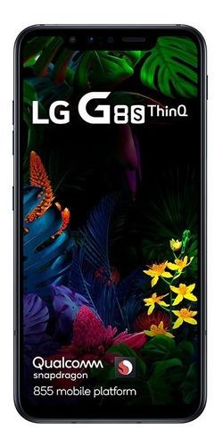 Telefone Celular LG G8s Thinq Mirror Black Oled 128gb 6gb
