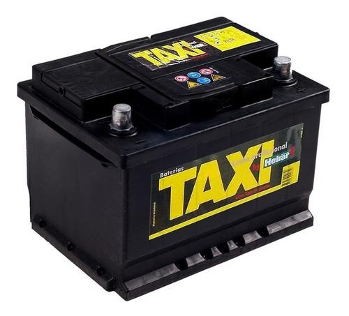 Batería Heliar Taxi 90 Amp Modelo Reforzado 18 Meses Gtia