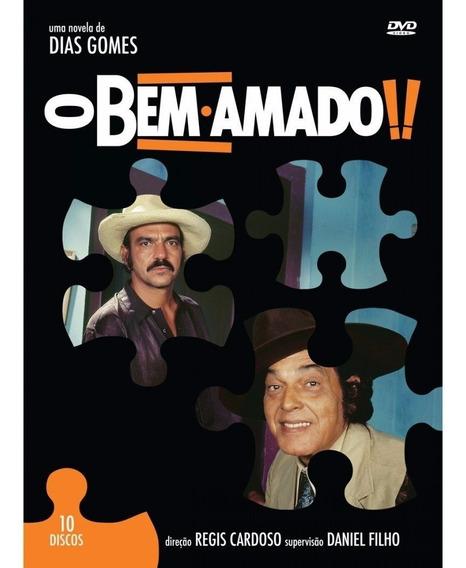 Box Da Novela O Bem Amado - Com 10 Discos