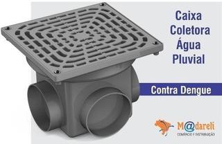 Caixa Coletora De Água Pluvial #bxcn