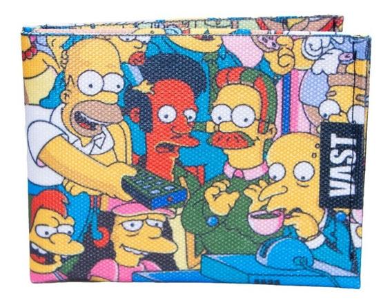 Billetera Vast Simpsons