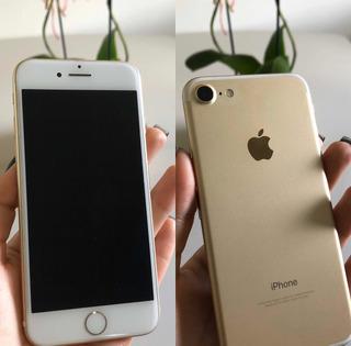 iPhone 7 32gb Dourado Usado