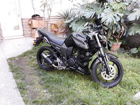 Yamaha Fz 16 Naked Unica,equipada Impecable