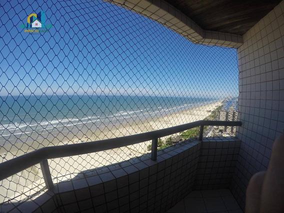 Cobertura Residencial Para Locação, Balneário Maracanã, Praia Grande. - Co0043