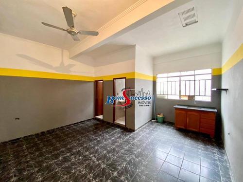 Sala Para Alugar, 100 M² Por R$ 1.800,00/mês - Parque Da Mooca - São Paulo/sp - Sa0081