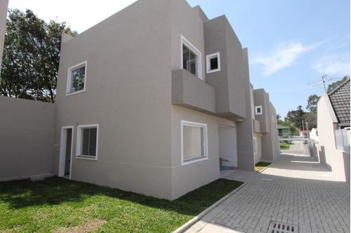 Imagem 1 de 18 de Sobrado Com 3 Dormitórios À Venda, 119 M² Por R$ 650.000,00 - São Lourenço - Curitiba/pr - So0562