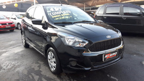 Ford Ka Hatch 2017 Completo Impecavel 22.000 Km