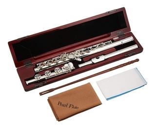 Ftm Flauta Traversa Pearl 795rbe-cd - C/llave - Profesional
