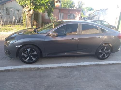 Honda Civic Exl 2.0 Cvt Nuevo